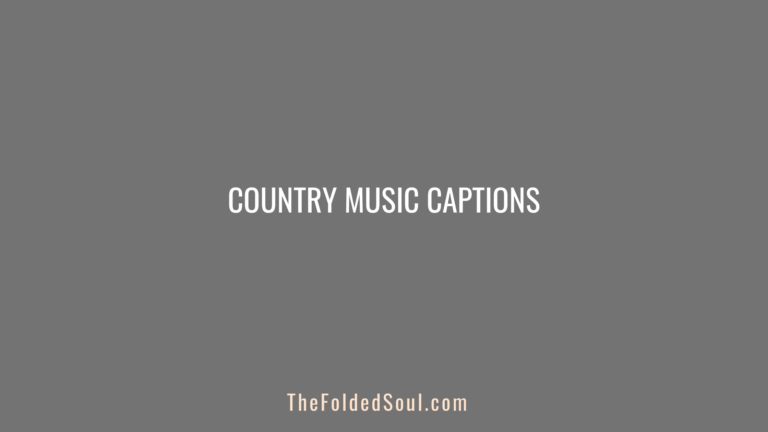Country Music Captions Featured Image