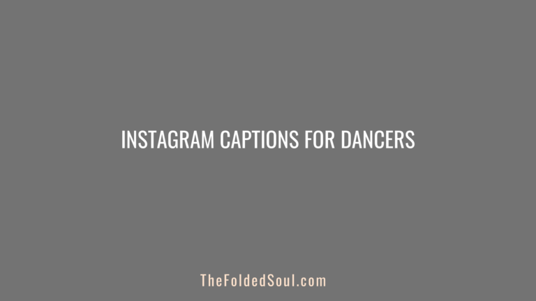 Instagram Captions For Dancers Featured Image