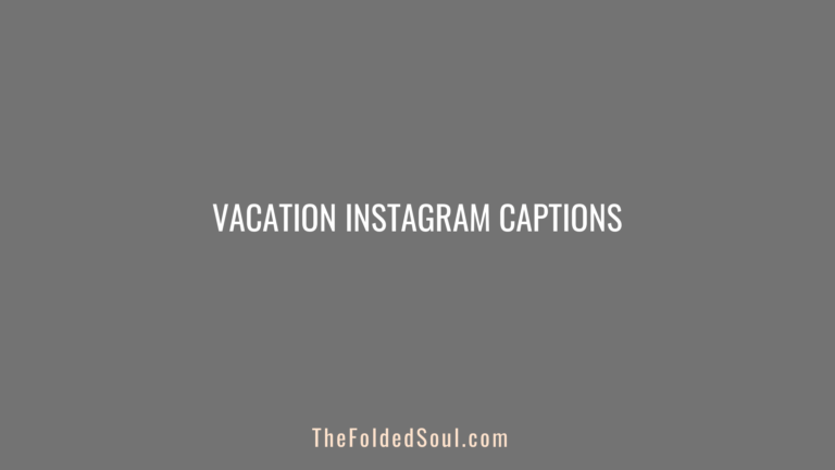 Vacation Instagram Captions Featured Image