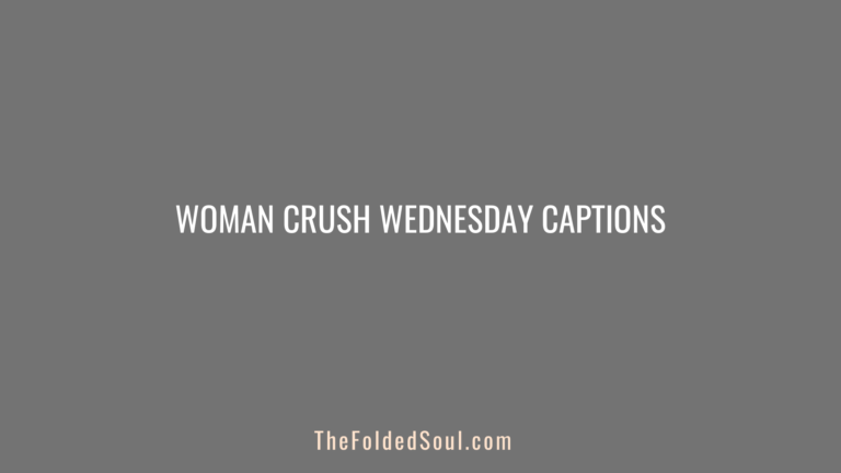 Woman Crush Wednesday Captions Featured Image